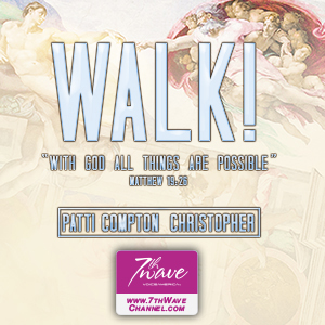 Walk! with Patti Christopher CS