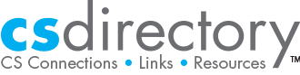 CSDirectory homepage