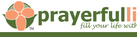 PrayerfulLiving.com Login Page