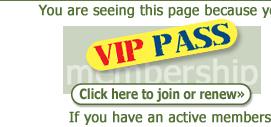VIP PASS member